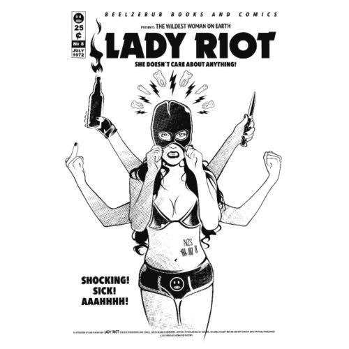LADY RIOT - BLACK