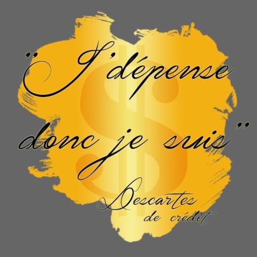 Descartes - T-shirt Premium Homme