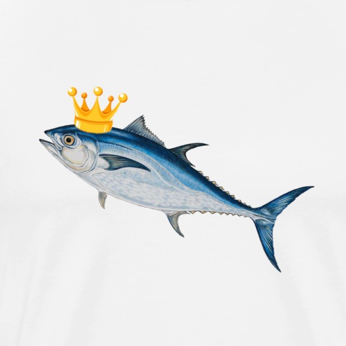 OFFICIAL KING TUNA MERCH - Men's Premium T-Shirt