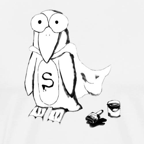 Super Penguin - Männer Premium T-Shirt