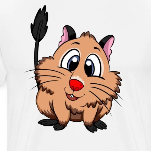 Steppi DEGU - Männer Premium T-Shirt