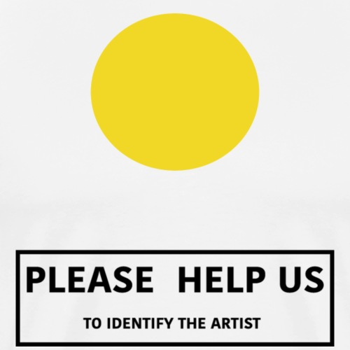 Please Help Us - Maglietta Premium da uomo