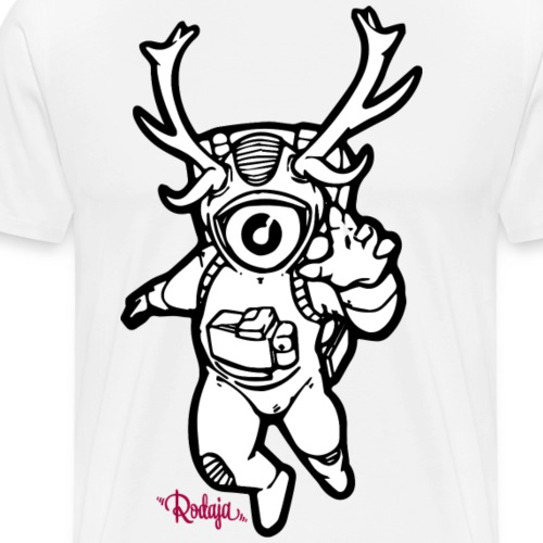 Rodaja Cosmic - Camiseta premium hombre