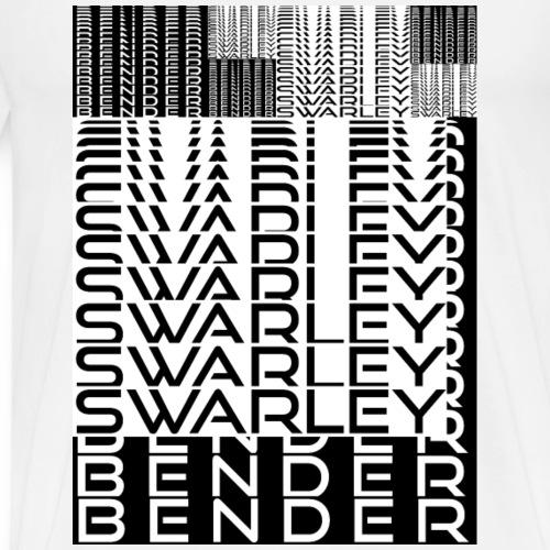 Swarley Bender Chaos - Männer Premium T-Shirt