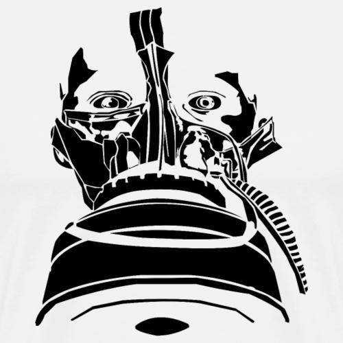 Mad | Man - Men's Premium T-Shirt