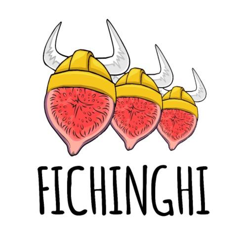 Fichinghi - Maglietta Premium da uomo