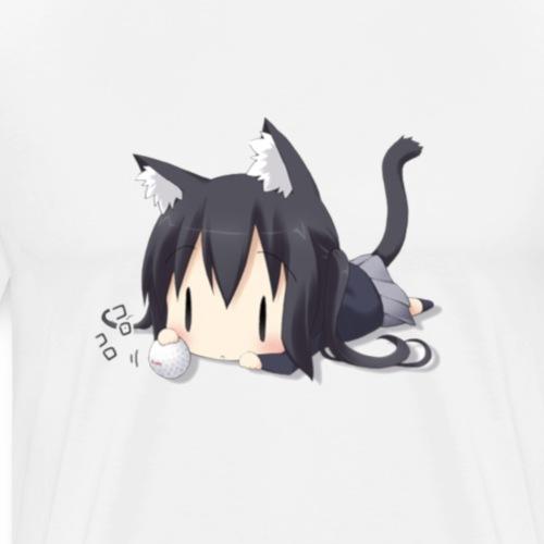 Neko   süßes Katzen Mädchen Anime Style