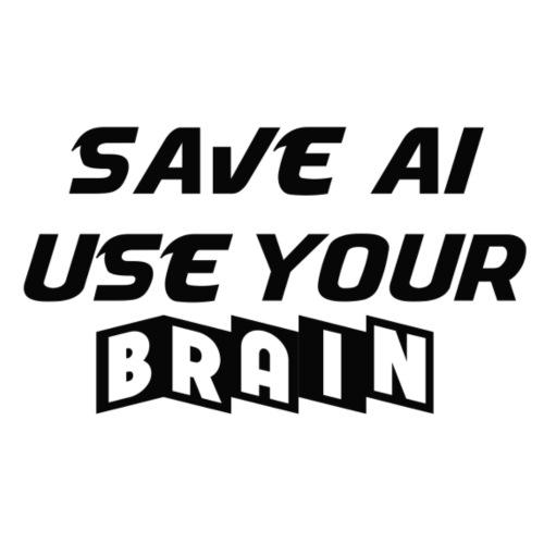 Save AI black