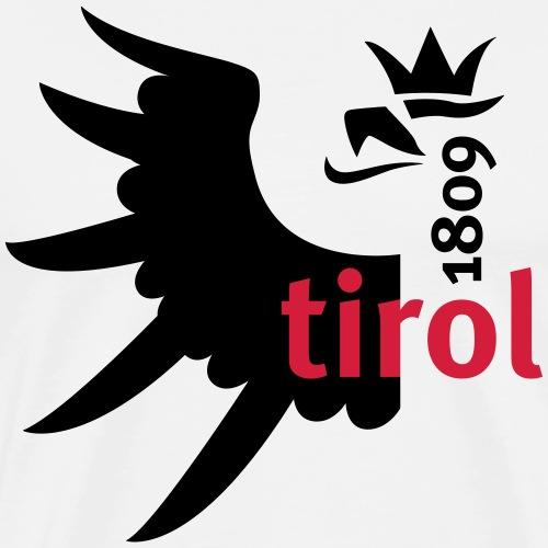 Tiroler Adler · Tirol 1809 - Männer Premium T-Shirt