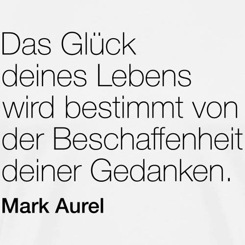 Mark Aurel - Männer Premium T-Shirt