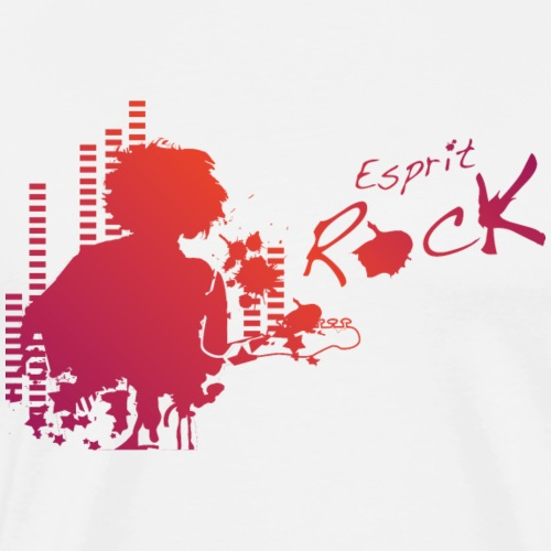 ESPRIT ROCK - T-shirt Premium Homme