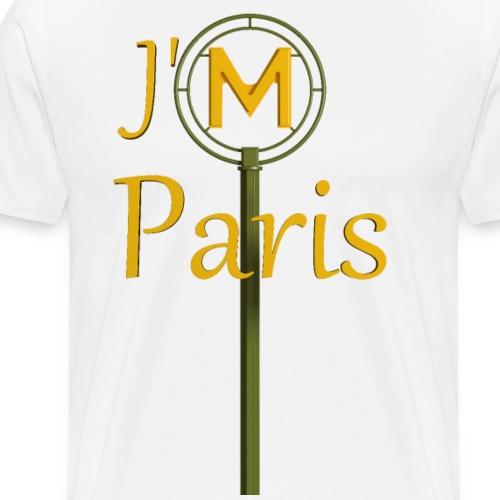 J'aime paris - T-shirt Premium Homme