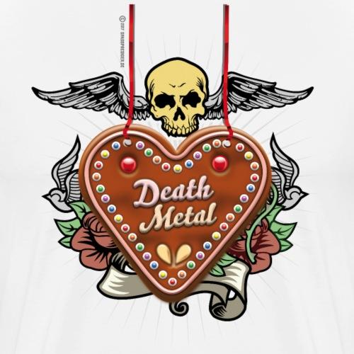 Death Metal - Männer Premium T-Shirt