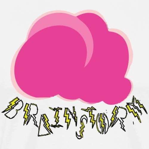 BRAINSTORM. TORMENTA DE IDEAS - Camiseta premium hombre