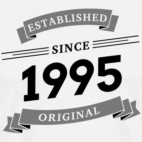 Established since 1995 - Männer Premium T-Shirt