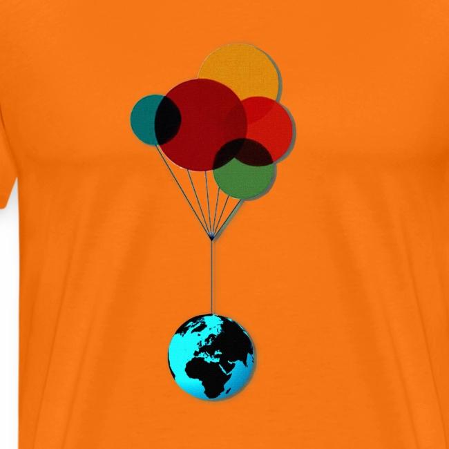 EARTH & BALLOONS