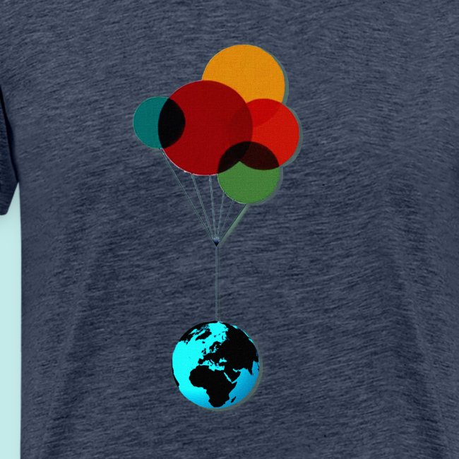 EARTH & BALLOONS