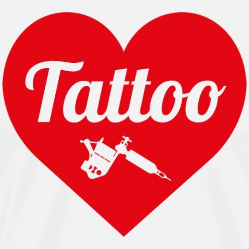 Tattoo love - T-shirt Premium Homme