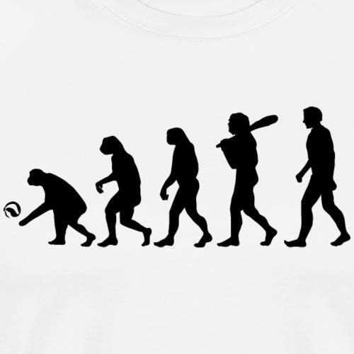 Evolution volley - T-shirt Premium Homme