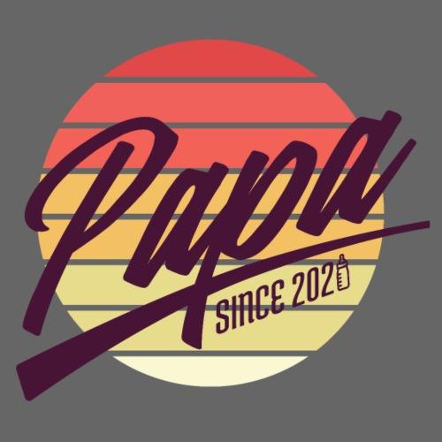 Papa 2021 - Männer Premium T-Shirt