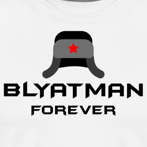 Blyatman - Premium T-skjorte for menn