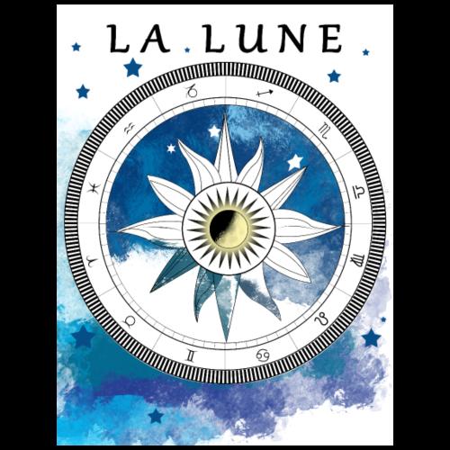 La Lune - Männer Premium T-Shirt