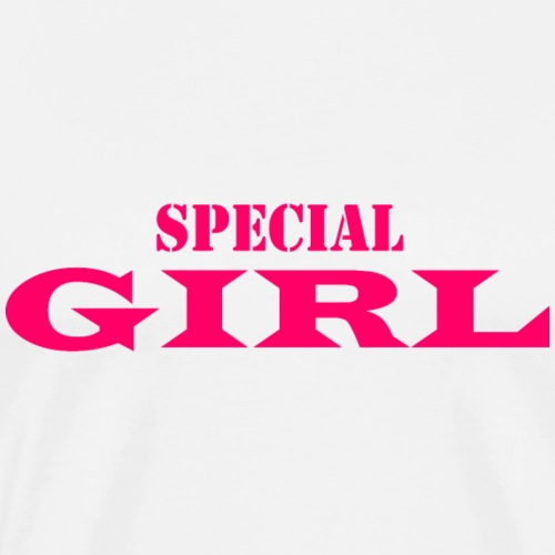 Special Girl - Men's Premium T-Shirt