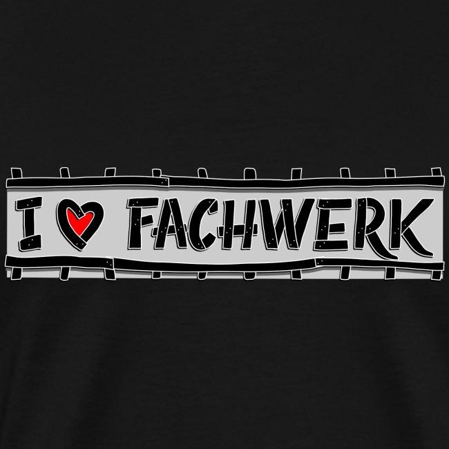 I love FACHWERK stud