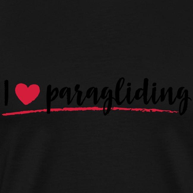 I ❤️ paragliding