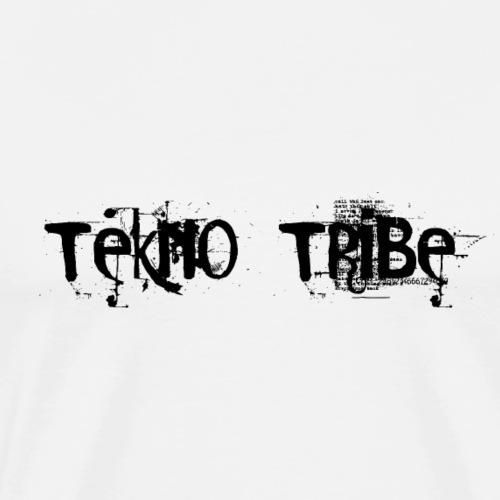 tekno tribe - Männer Premium T-Shirt