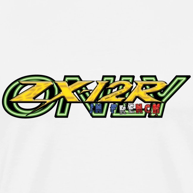 New Logo ZX-12R in French Only