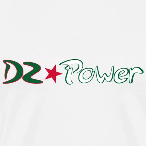 DZ Power - T-shirt Premium Homme