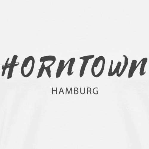HORNTOWN - Hamburg Horn - Männer Premium T-Shirt