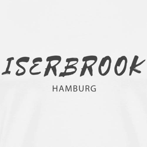 ISERBROOK - Hamburg - Männer Premium T-Shirt