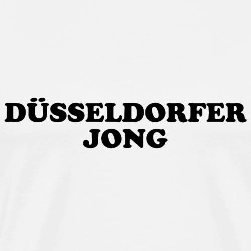 Düsseldorfer Jong - Männer Premium T-Shirt