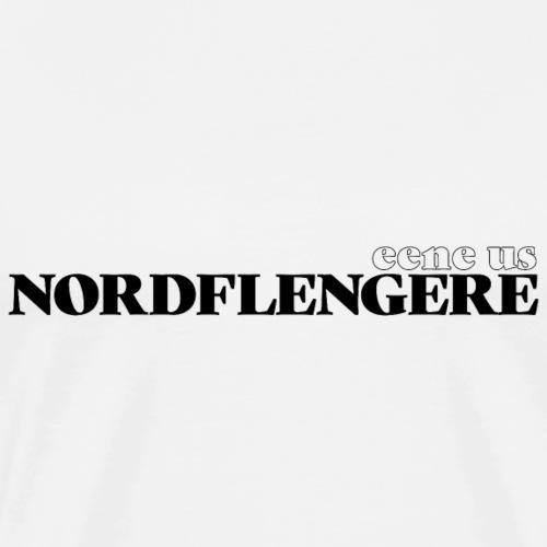 Een eus Nordflengere - Männer Premium T-Shirt