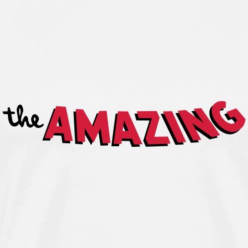 Amazing - Mannen Premium T-shirt