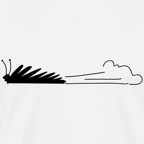 fast-cat-02 - Men's Premium T-Shirt