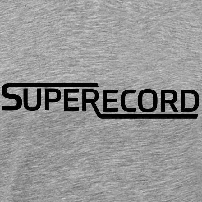 Superrecord Black