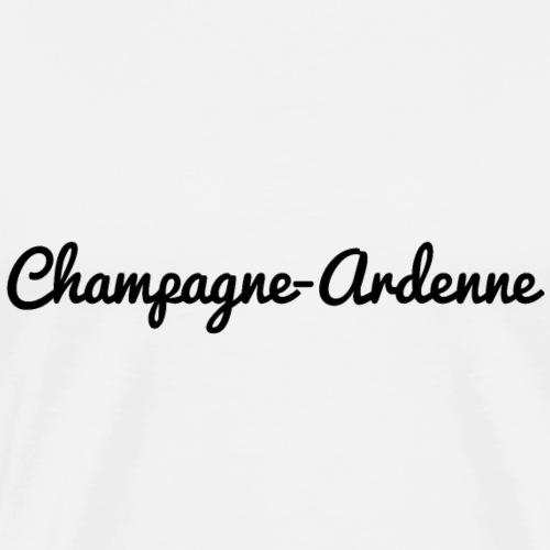 Champagne-Ardenne - Marne 51 - T-shirt Premium Homme