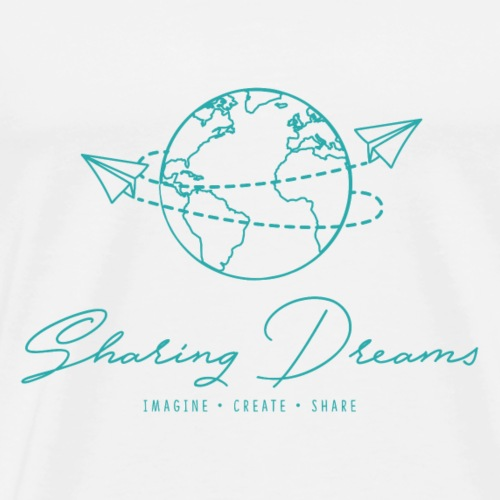 Sharing Dreams - Men's Premium T-Shirt