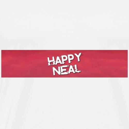 1 - Mannen Premium T-shirt