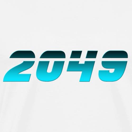 2049 b - Men's Premium T-Shirt