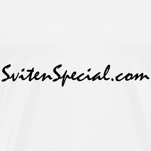 Sviten Special Tag - Premium-T-shirt herr
