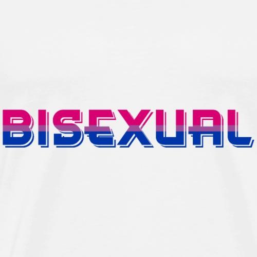 BISEXUAL | Flagge | LGBT - Männer Premium T-Shirt
