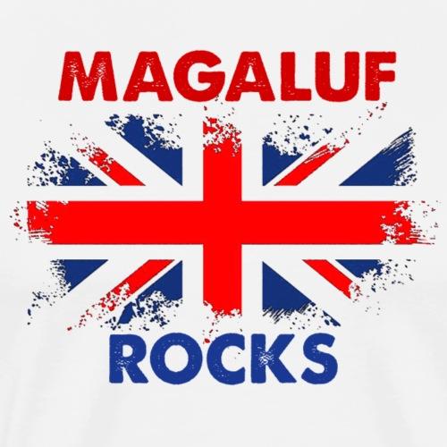 Magaluf Rocks - Camiseta premium hombre