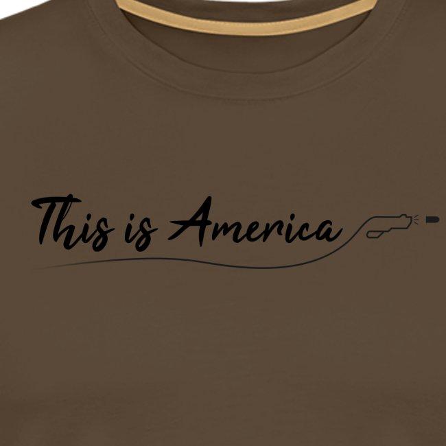 This is America - Gun violence