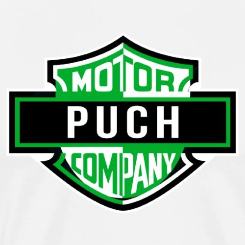 PUCH Motor Company - Herre premium T-shirt