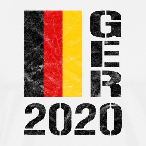 Deutschland 2020 GER Germany Fussball - Männer Premium T-Shirt