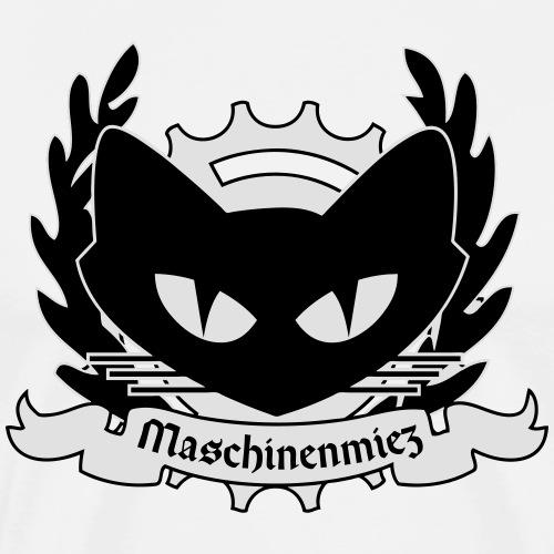 Maschinenmiez -erweitert - Männer Premium T-Shirt